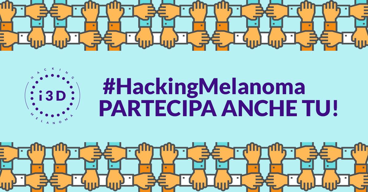 COPERTINA  hacking melanoma